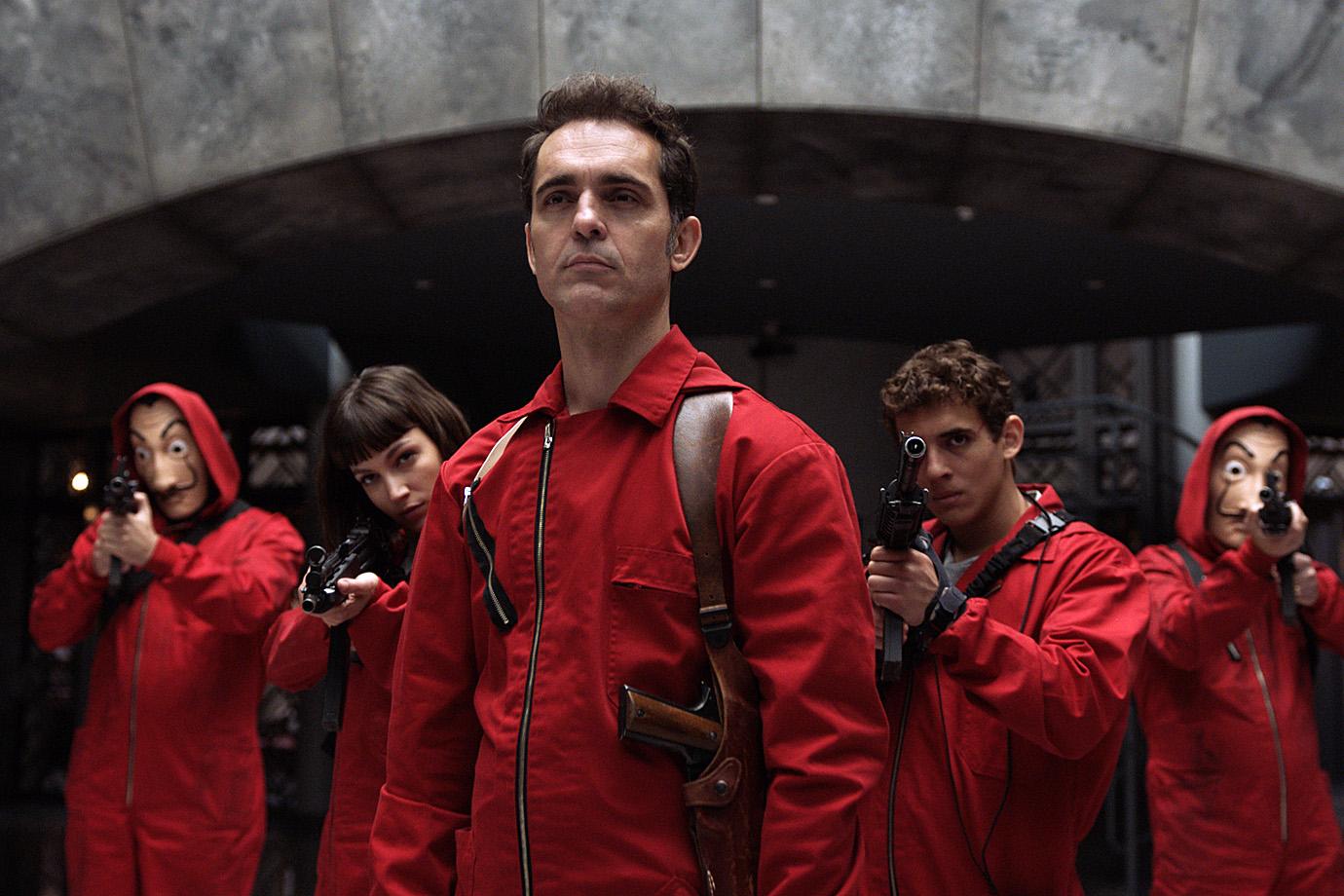 5 fatos surpreendentes que a Netflix não te contou sobre La Casa de Papel - 2