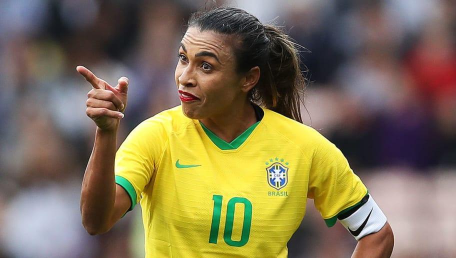 5 possíveis 'herdeiras' para a Rainha Marta no futebol feminino - 1