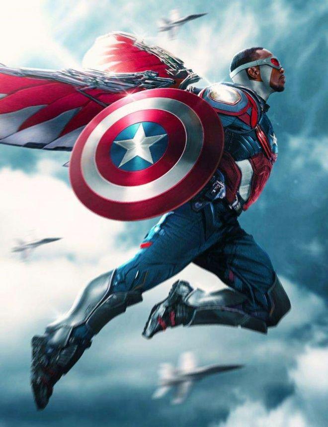 7 razões que tornam o Falcão um Capitão América rebelde e polêmico - 2