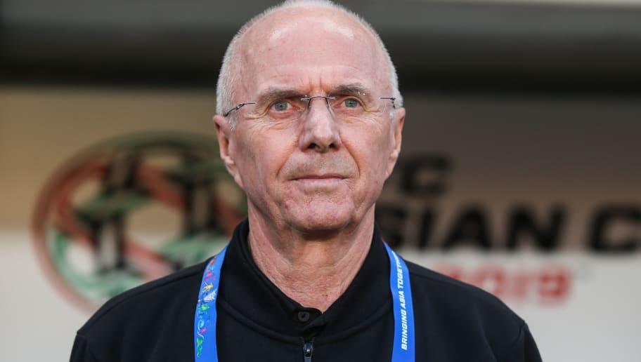 Após três Copas, Sven-Göran Eriksson pode assumir base de clube nordestino - 1