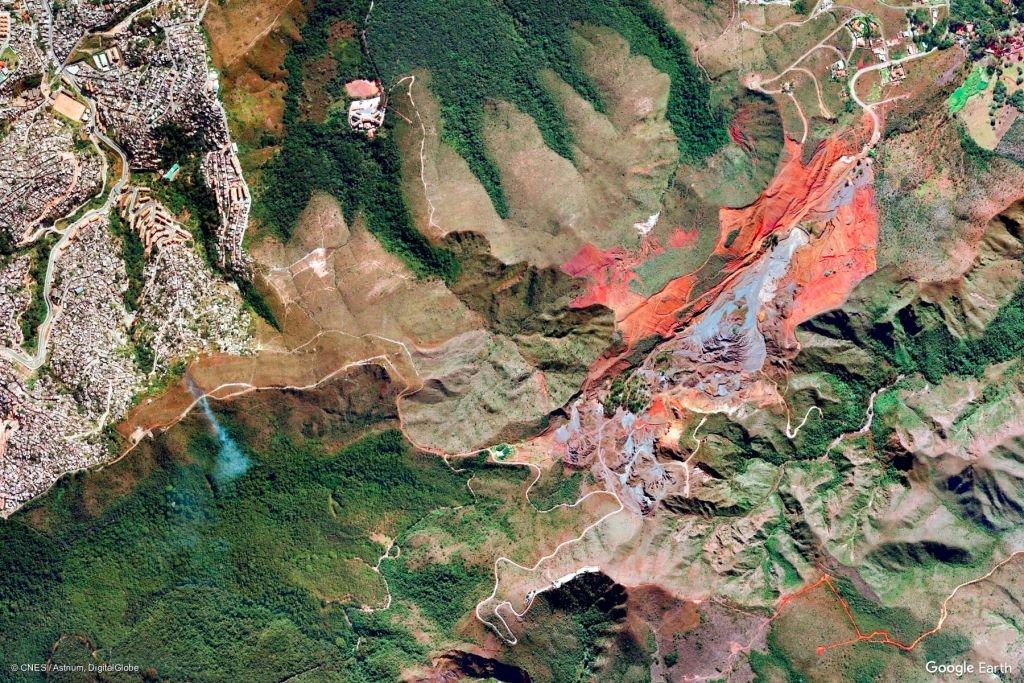 Google Earth atualiza arsenal de wallpapers com mil fotos da Terra vista do alto - 2