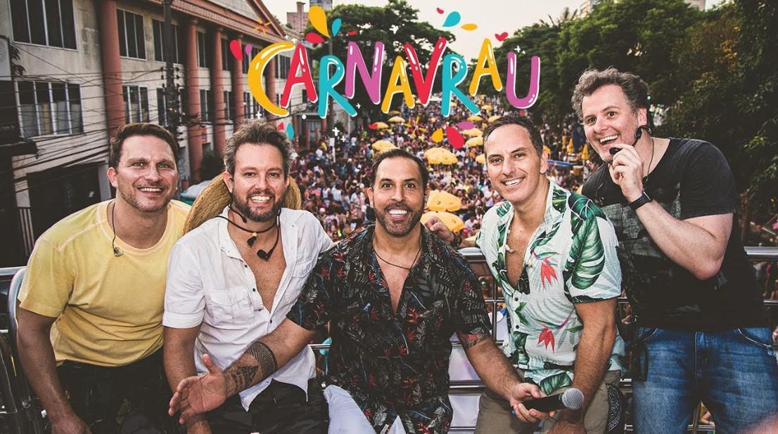 Inimigos da HP lançam música para o Carnaval 2020! - 1
