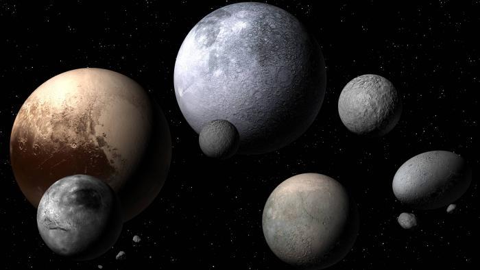 Planetas anões tão intrigantes quanto Plutão —e que merecem mais estudos - 1