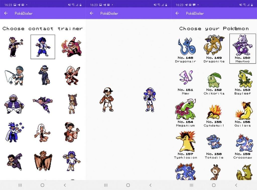 Pokédialer   app deixa seu celular com cara do Pokémon clássico - 3