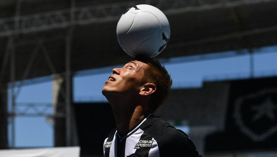 Profissionalismo de Honda impressiona o Botafogo - 1