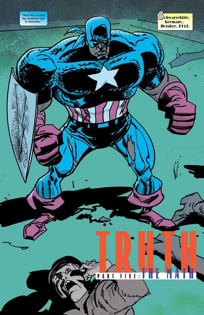 Série do Falcão vai mostrar a história secreta do primeiro Capitão América - 2