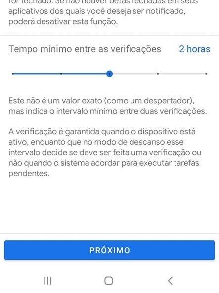 WhatsApp Beta: como receber aviso de vagas - 4