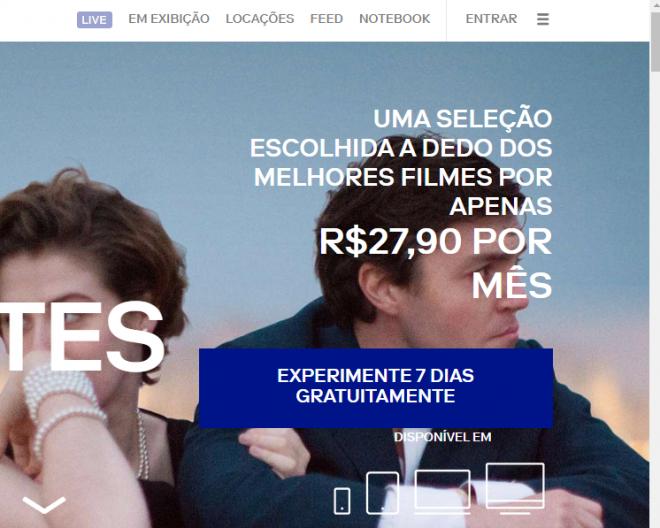 Conheça o Mubi, plataforma de streaming que reúne filmes clássicos - 2
