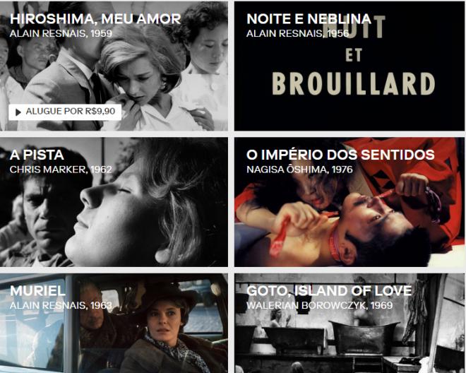 Conheça o Mubi, plataforma de streaming que reúne filmes clássicos - 4
