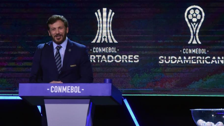 Presidente da Conmebol estabelece data para possível retorno da Libertadores - 1