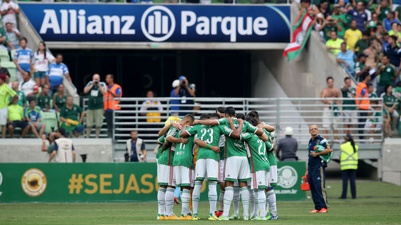 Palmeiras v Atletico PR - Brasileirao Series A 2014