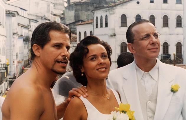 Mundo Positivo De Novo Dona Flor E Seus Dois Maridos Esta De