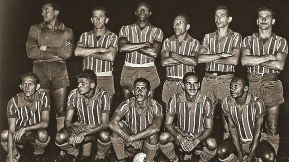 Túnel do tempo: a história do primeiro time brasileiro a participar da Libertadores - 3