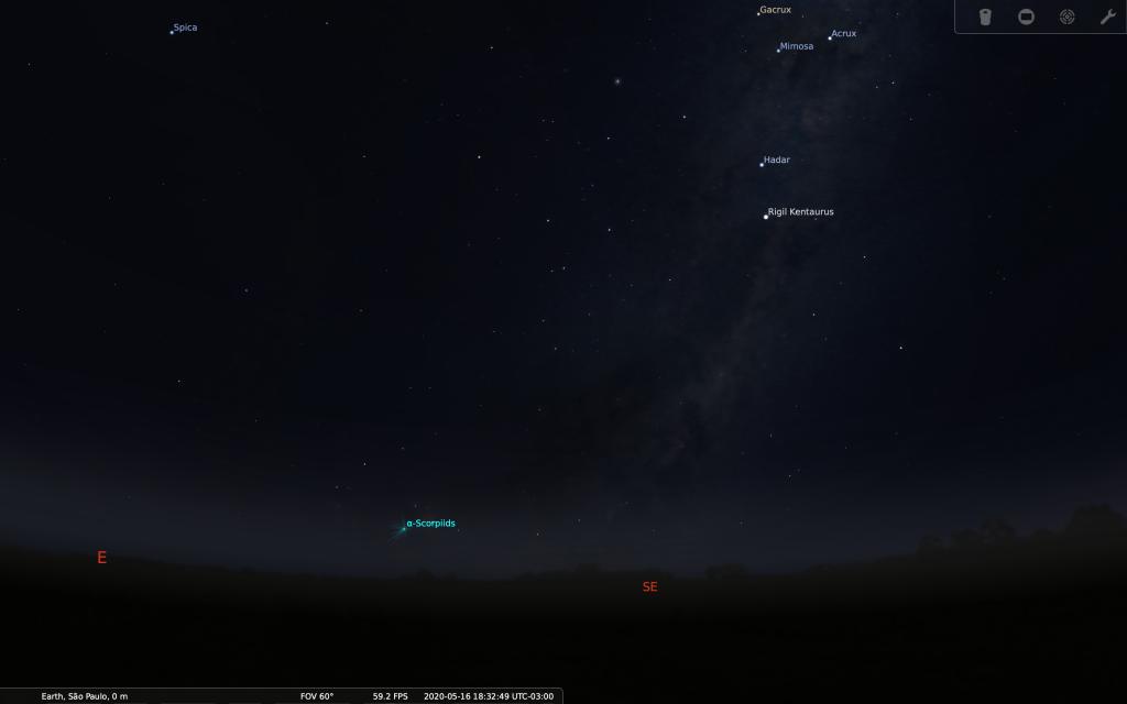 É FAKE! Lua, Vênus e Júpiter NÃO formarão um rosto sorridente no dia 16 de maio - 3