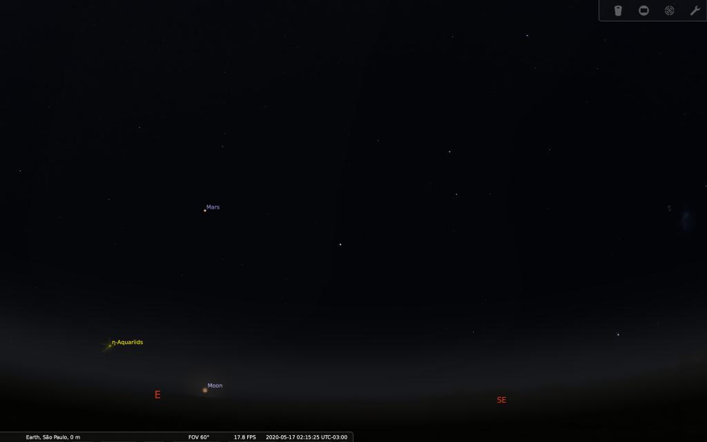 É FAKE! Lua, Vênus e Júpiter NÃO formarão um rosto sorridente no dia 16 de maio - 5