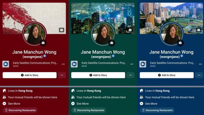 Facebook prepara novos visuais coloridos no app para Android - 1