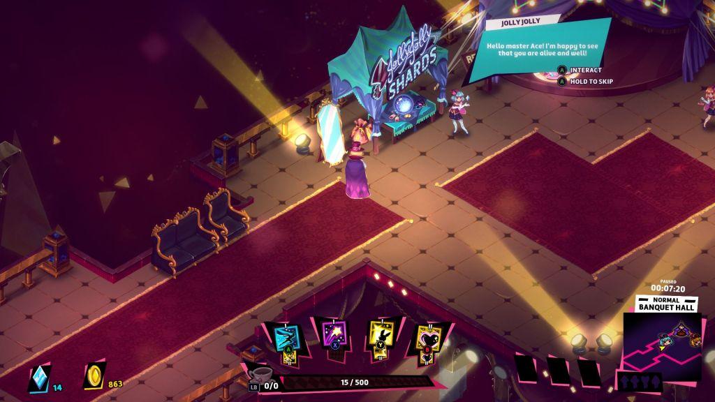 Preview   Novo jogo da Mad Mimic, Dandy Ace traz cores, poses e desafio alto - 4