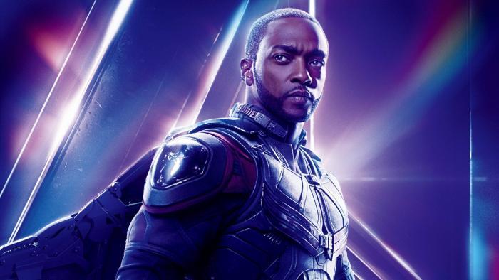 Anthony Mackie fala sobre racismo nas produções do Universo Marvel - 1