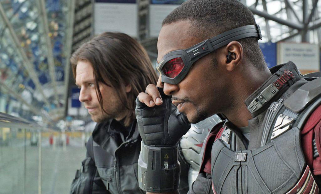 Anthony Mackie fala sobre racismo nas produções do Universo Marvel - 3