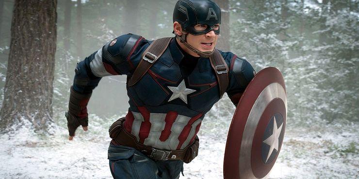 Chris Evans comenta retorno como Capitão América na Marvel - 1