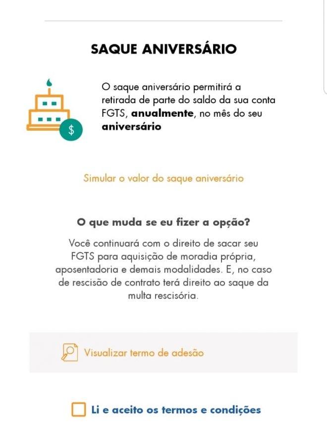Como sacar o FGTS pelo app no celular Android e iOS - 10