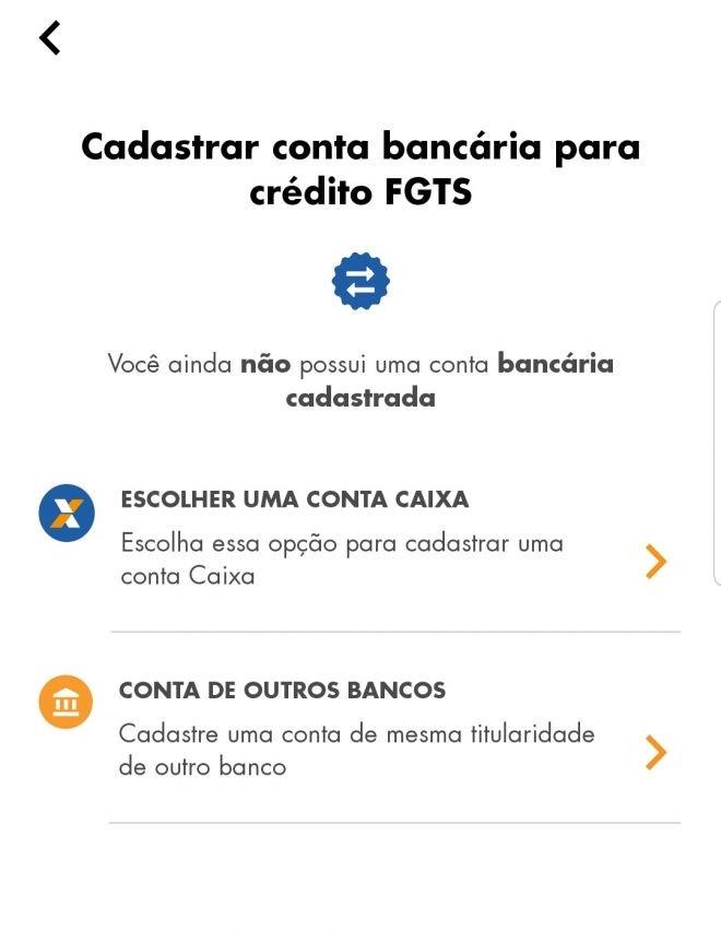 Como sacar o FGTS pelo app no celular Android e iOS - 5