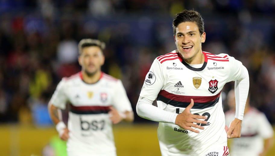 Em entrevista, Pedro fala sobre possibilidades de evolução e futuro no Flamengo - 1