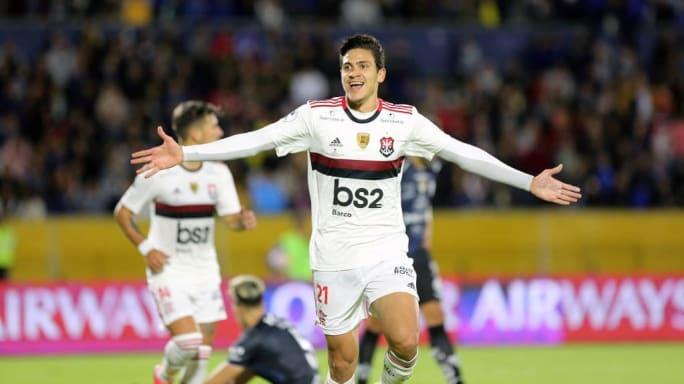 Em entrevista, Pedro fala sobre possibilidades de evolução e futuro no Flamengo - 2