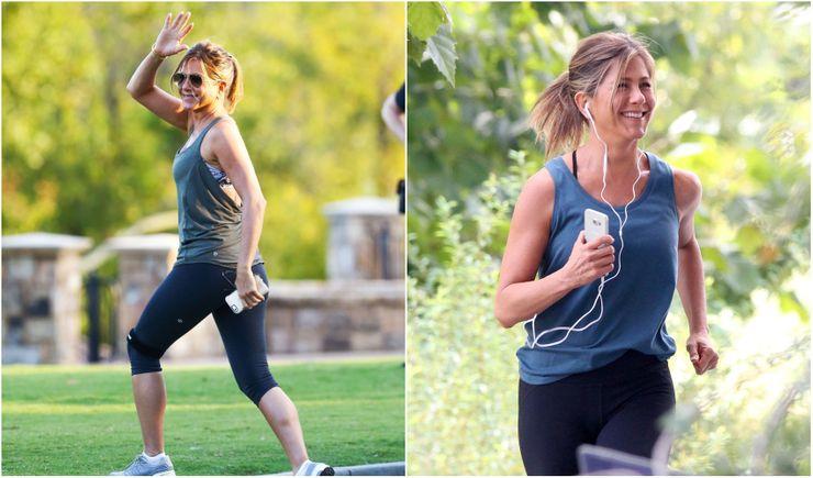 Jennifer Aniston está linda aos 51 anos; veja o que atriz de Friends faz - 1