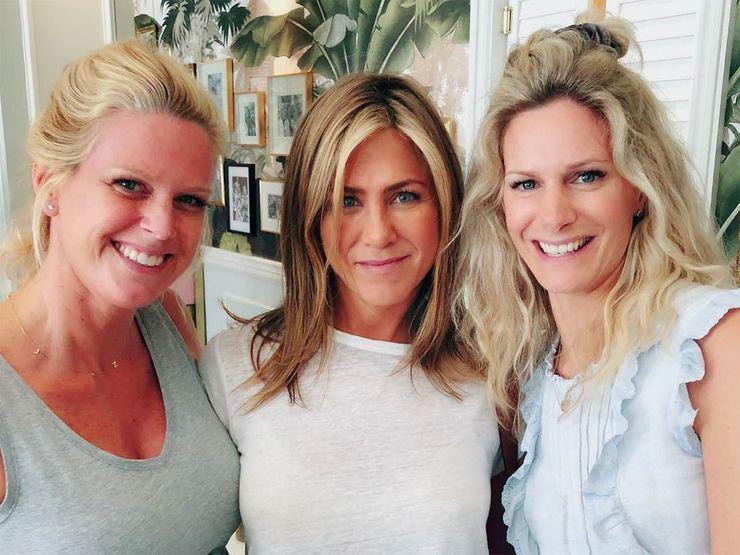 Jennifer Aniston está linda aos 51 anos; veja o que atriz de Friends faz - 3