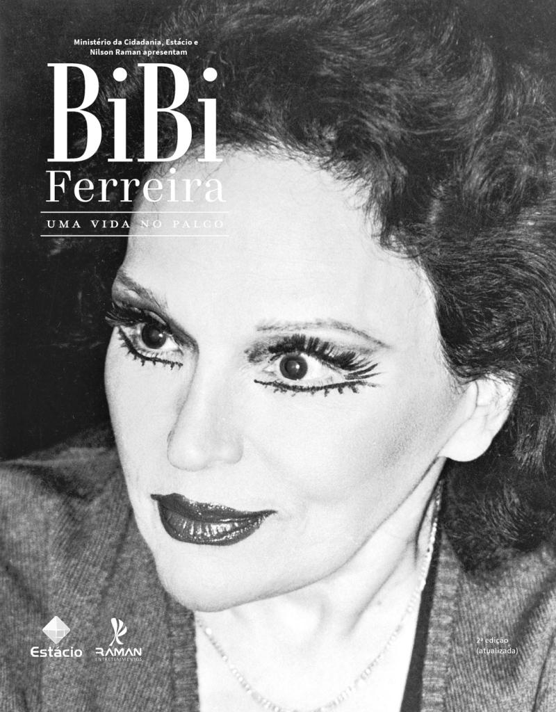 Nova edição de fotobiografia dá pontapé inicial em série de lançamentos para celebrar centenário de Bibi Ferreira - 1