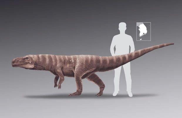 Pegadas fossilizadas: crocodilos bípedes viveram na Terra há 120 bilhões de anos - 4