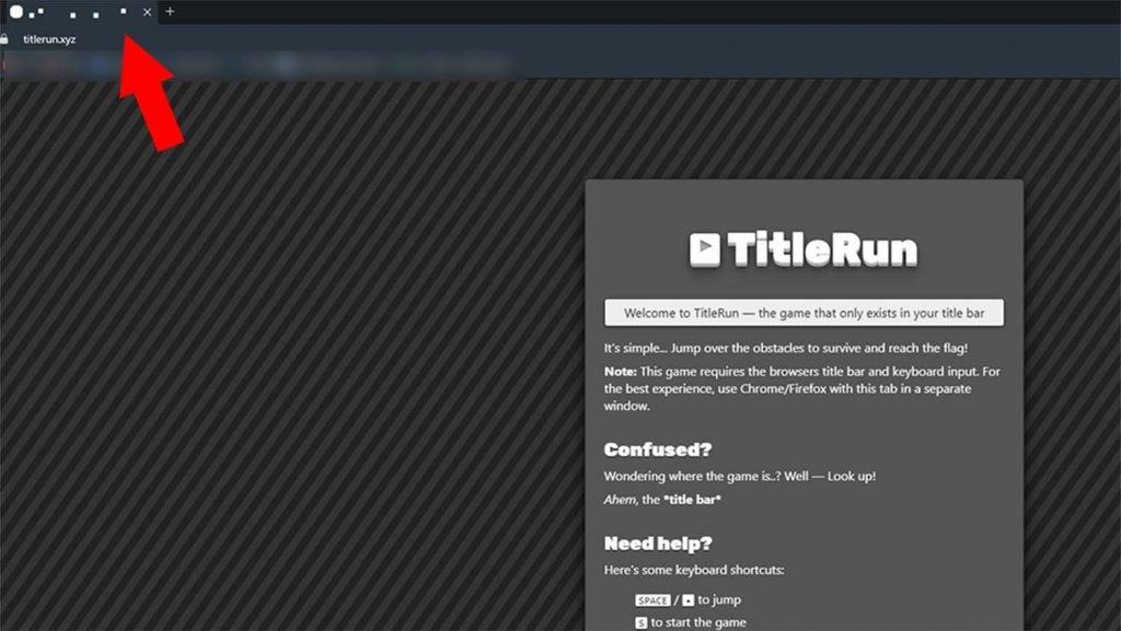Sabia que existe um jogo secreto na aba do seu navegador? - 2