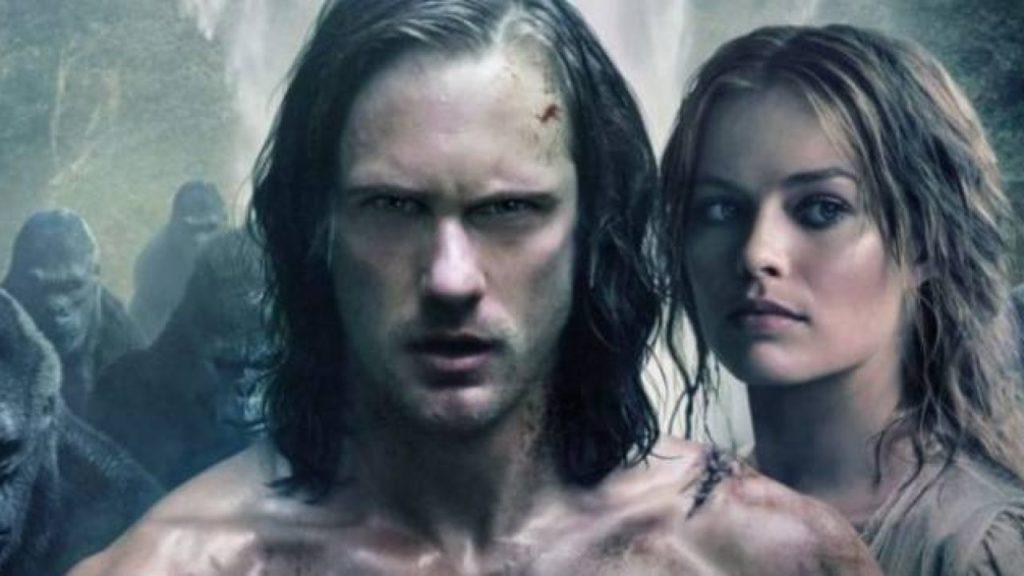 Alexander Skarsgard é Tarzan