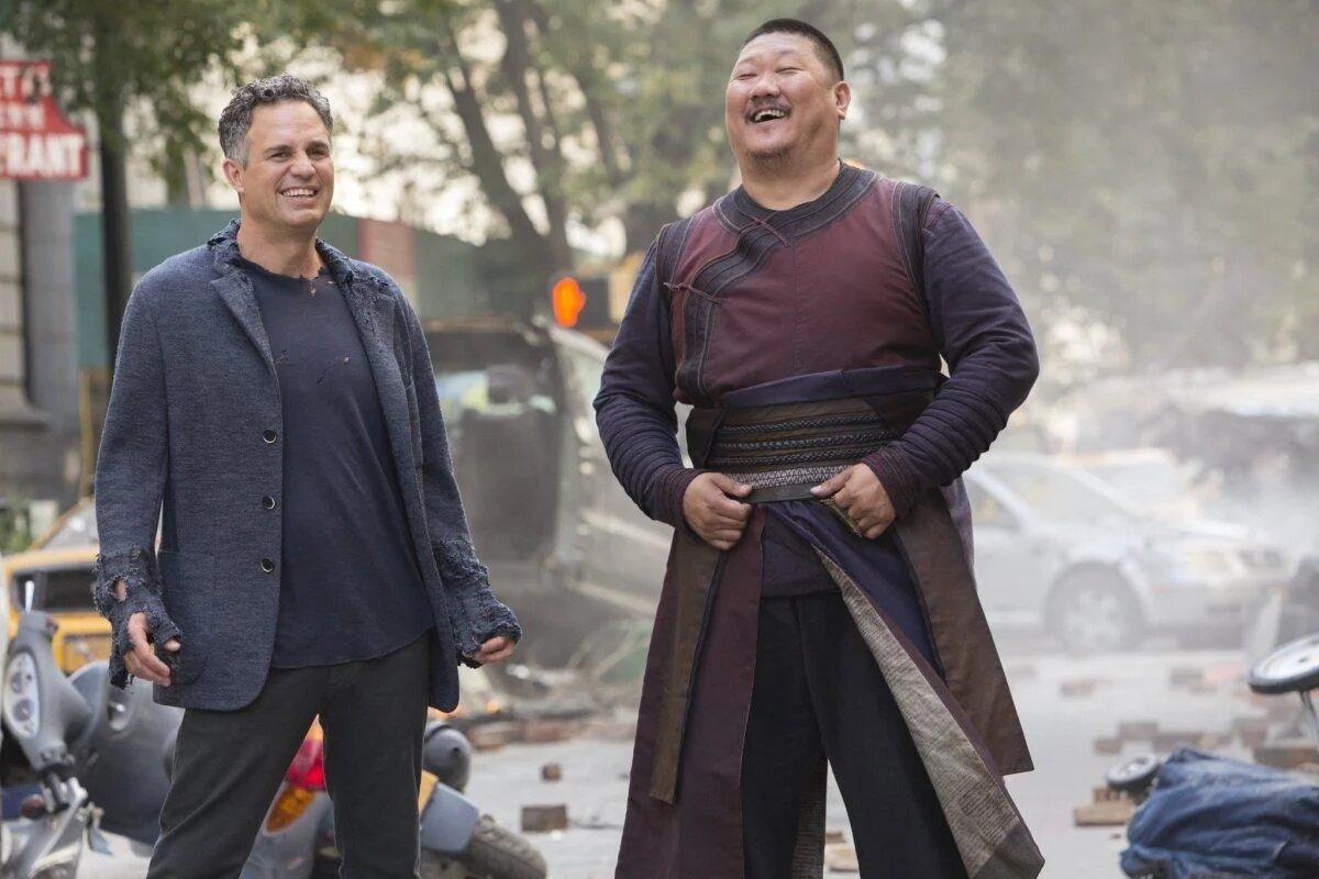 Vingadores se divertem em fotos inéditas da Marvel - 1