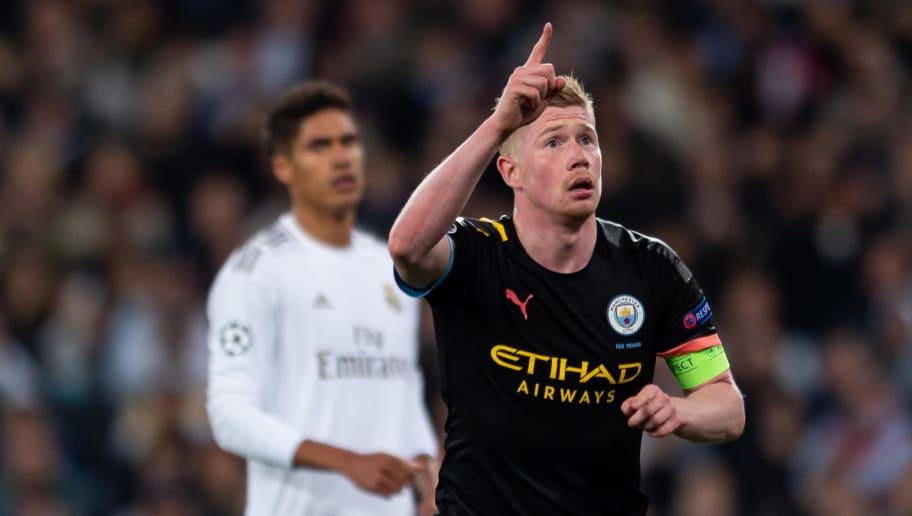 5 motivos para acreditar que o Manchester City é favorito contra o Real Madrid - 1