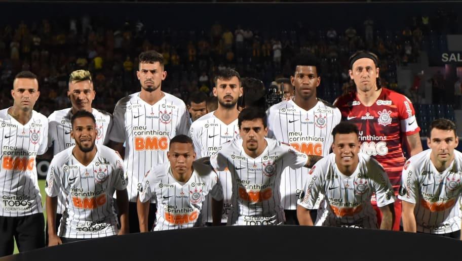 Além de Jô, Corinthians tem mais uma novidade no grupo para decisão contra o Red Bull Bragantino - 1