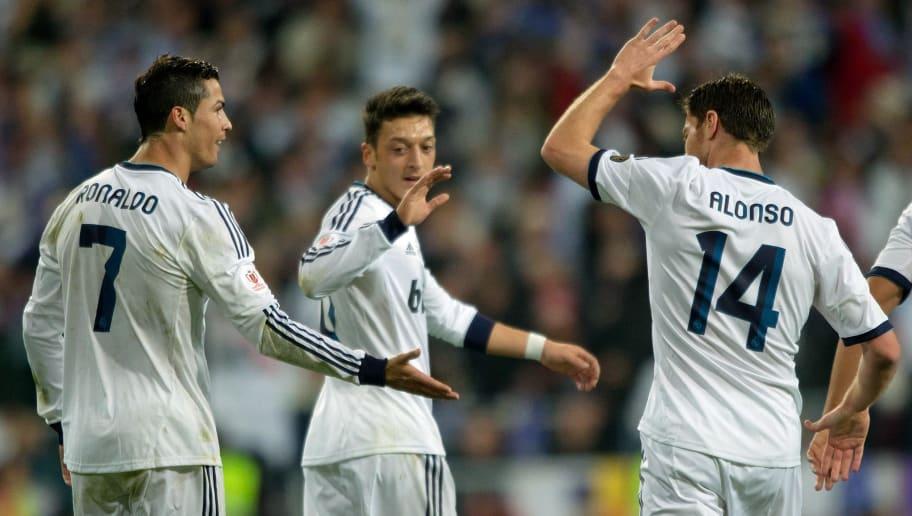 As 10 maiores vendas da história do Real Madrid - 1