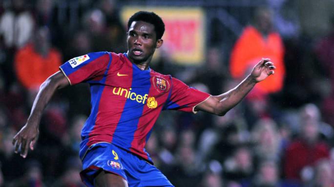 As 5 melhores contratações do Barcelona no século XXI - 2