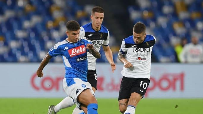Atalanta x Napoli   Onde acompanhar, prováveis escalações, horário e local; Jogo 'quente' com poucas ausências - 2