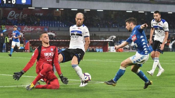 Atalanta x Napoli   Onde acompanhar, prováveis escalações, horário e local; Jogo 'quente' com poucas ausências - 5