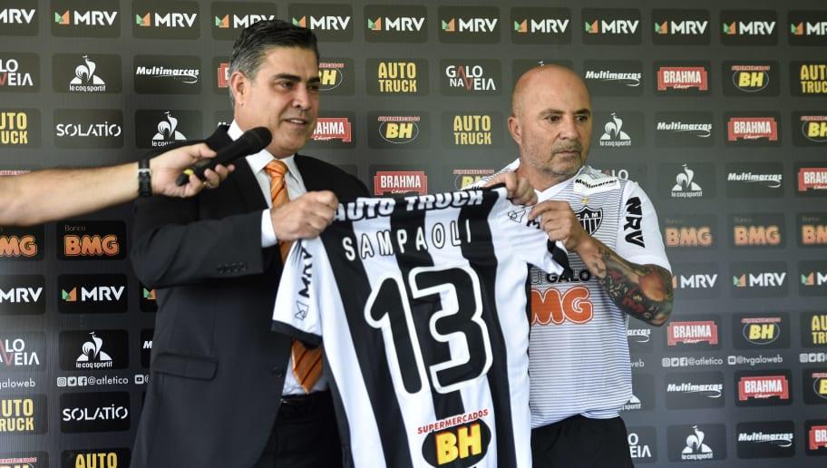 Atlético-MG atualiza a numeração das camisas dos jogadores - 1