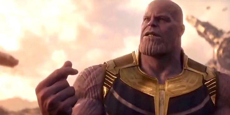 Cena deletada de Vingadores: Ultimato revela retorno de Thanos; veja - 1