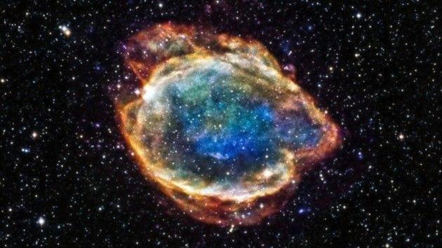 Cientistas podem ter descoberto um novo tipo de supernova: a supernova