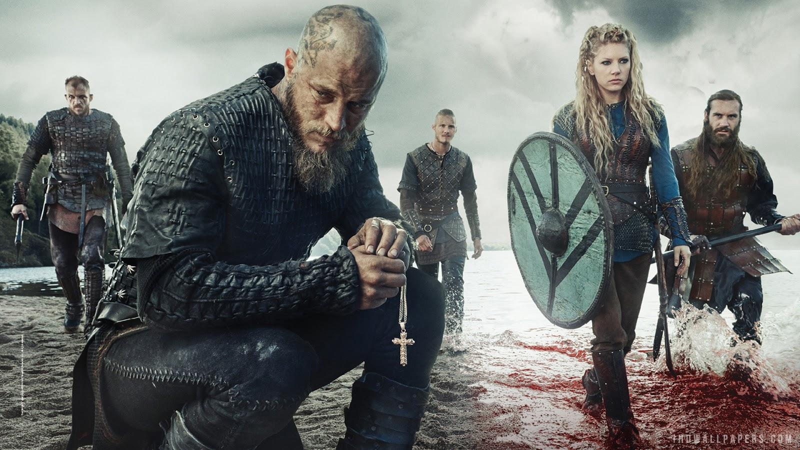 Criador de Vikings defende decisão polêmica envolvendo Ragnar - 1