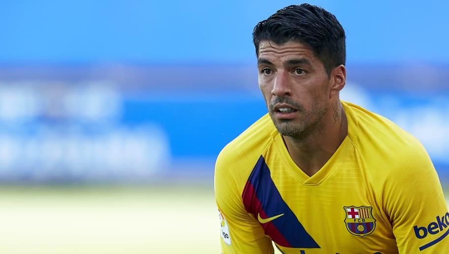 Equipe da MLS tem interesse em Luis Suárez para a próxima janela - 1