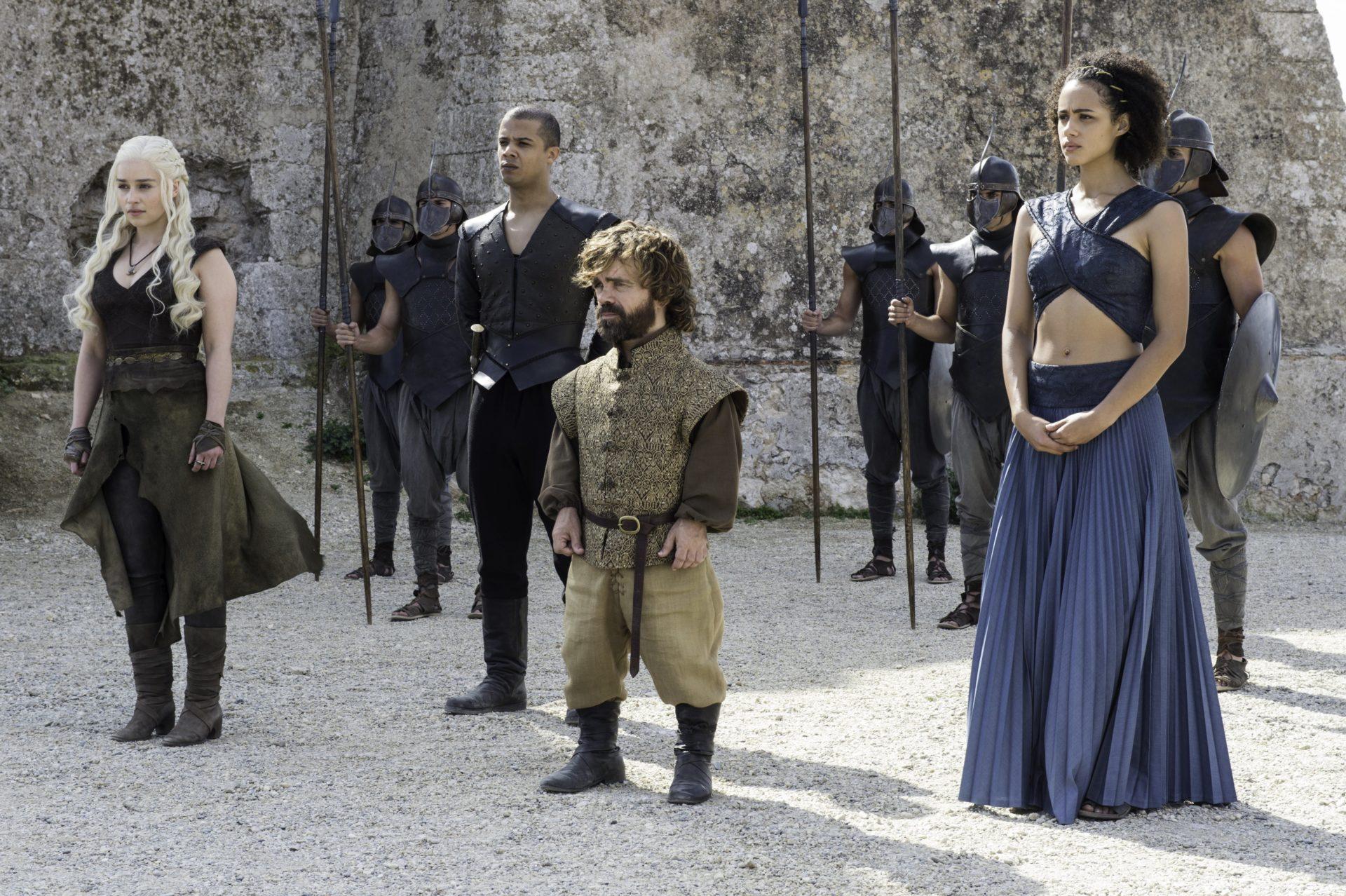 Game of Thrones: Atriz relata constrangedor incidente na série - 1