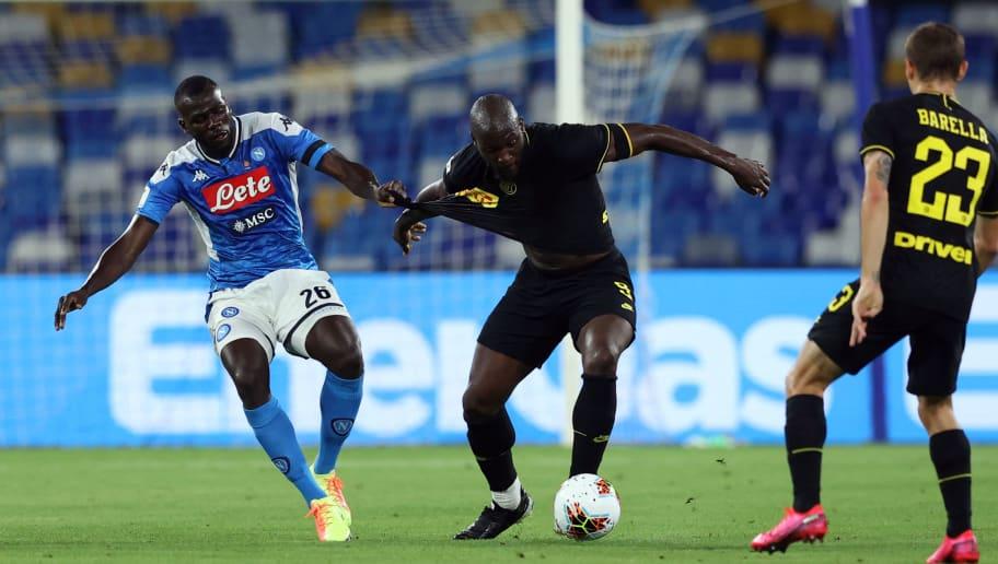 Inter de Milão x Napoli | Onde assistir, prováveis escalações, horário e local; Azzurro pode ter reforços - 1