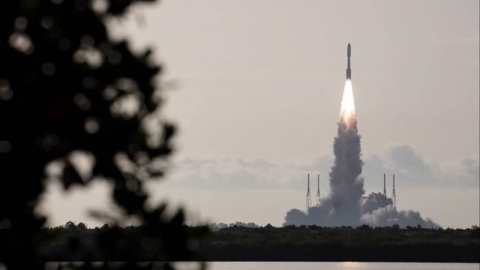 Mars 2020: Rover Perseverance e helicóptero Ingenuity são lançados rumo a Marte - 1