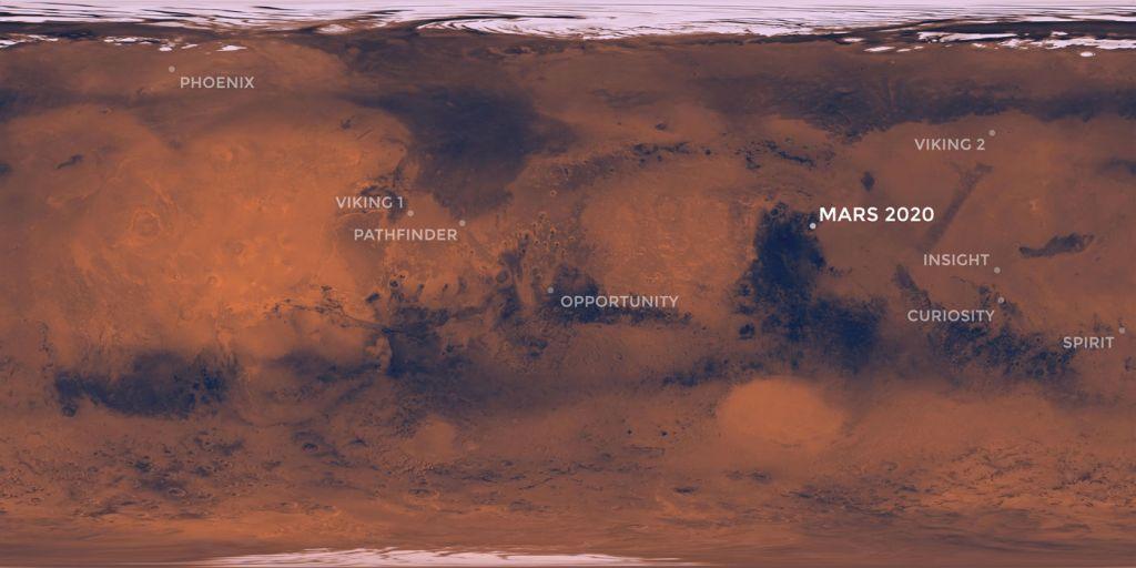 Mars 2020: Rover Perseverance e helicóptero Ingenuity são lançados rumo a Marte - 3